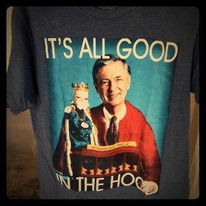 Mister Roger's t shirt